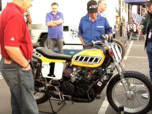 Kenny Roberts Yamaha TZ750 Flat Tracker