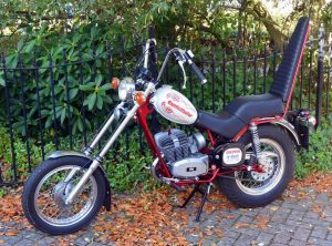 Fantic Chopper 125cc